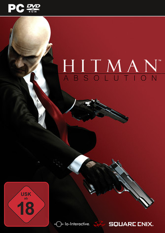 Hitman: Absolution Packshot