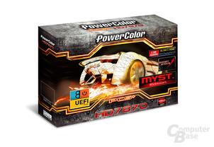 PowerColor Radeon HD 7870 PCS+ Myst. Edition