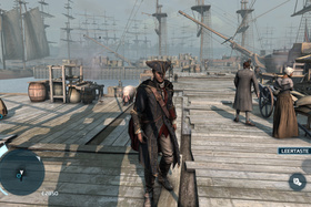 Assassin's Creed 3 - FXAA + 4xMSAA
