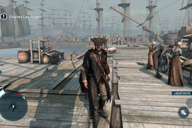 Assassin's Creed 3 - TXAA