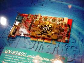 Gigabyte Radeon 9800