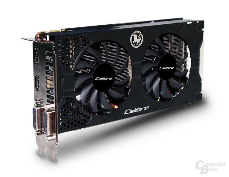 Sparkle Calibre X660 Dual Fan
