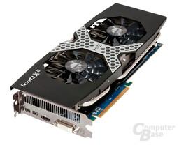 HIS Radeon HD 7970 GHz Edition IceQ X²