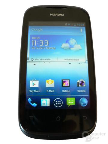 Test: Huawei Ascend Y201 Pro