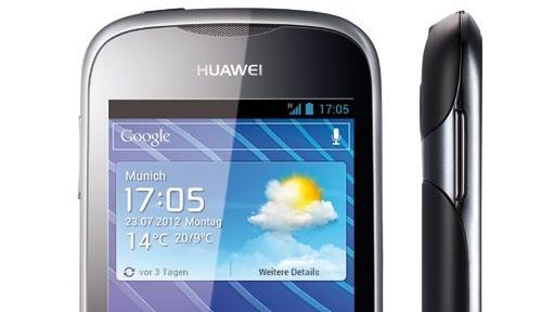 Huawei Ascend Y201 Pro im Test