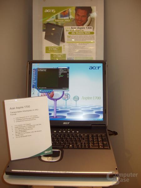 Acer Travelmate 1700