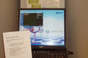 Acer Travelmate 1700