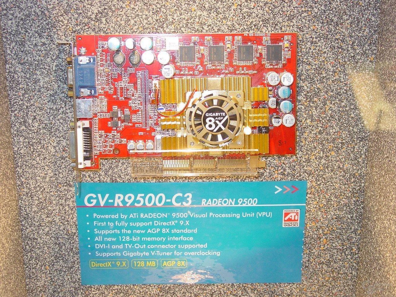 Radeon 9500