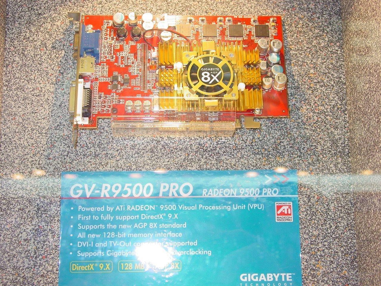 Radeon 9500 PRO