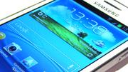 Samsung Galaxy S III mini im Test: Flaggschiff im Kleinformat. Beschnitten.