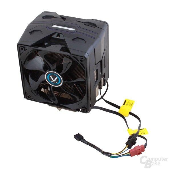 Sapphire Vapor-X CPU-Kühler