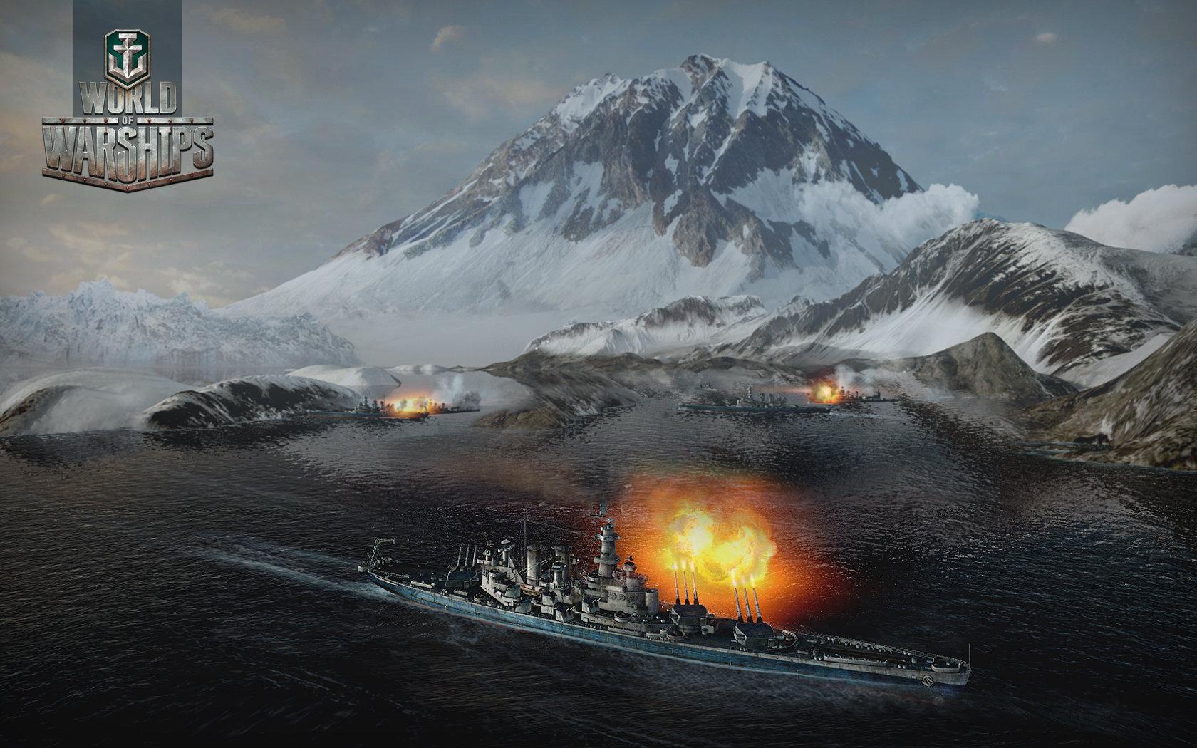 Erste Screenhots zu World of Warships