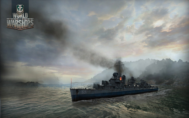 Erste Screenhots zu World of Warships
