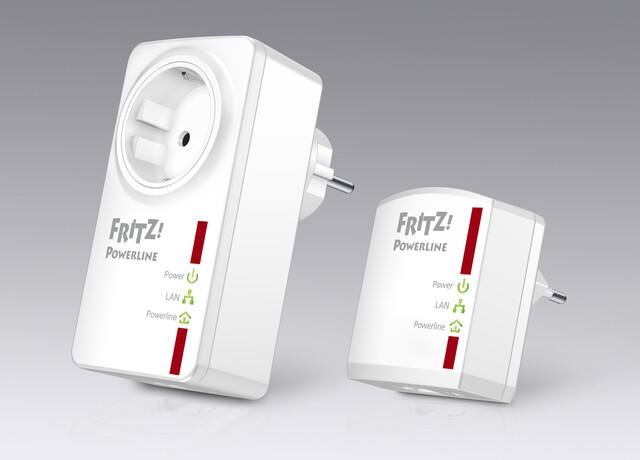 AVM Fritz!Powerline 530E und 510E