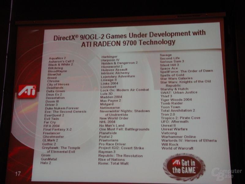 Diese Spiele kommen in den nächsten 6 bis 12 Monaten
