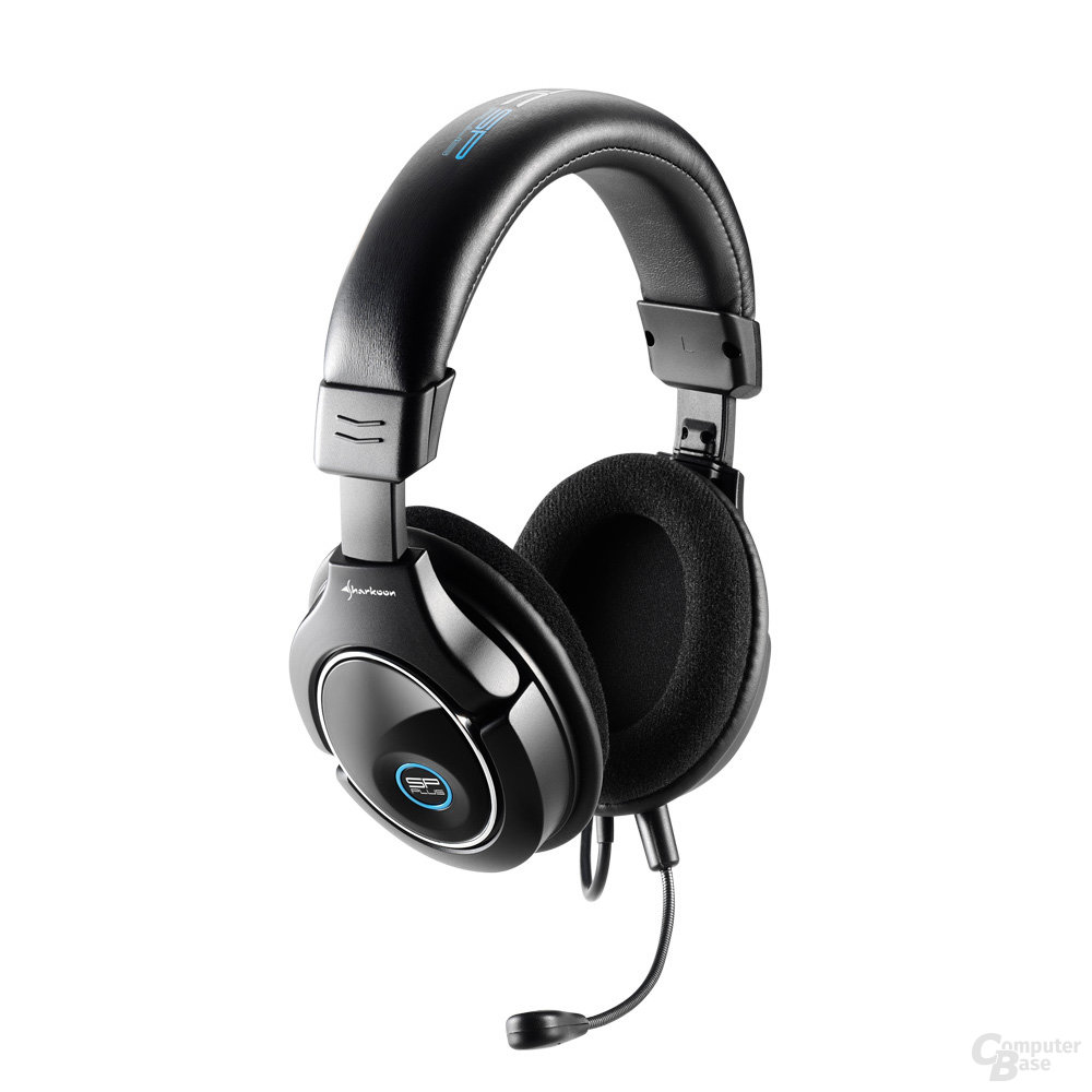 Sharkoon X-Tatic SP Plus Headset