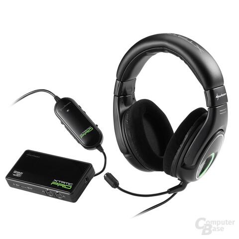 Sharkoon X-Tatic PRO 5.1 Headset