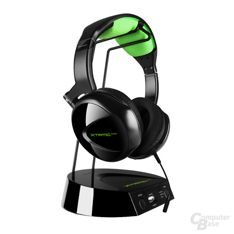 Sharkoon X-Tatic Air wireless Headset