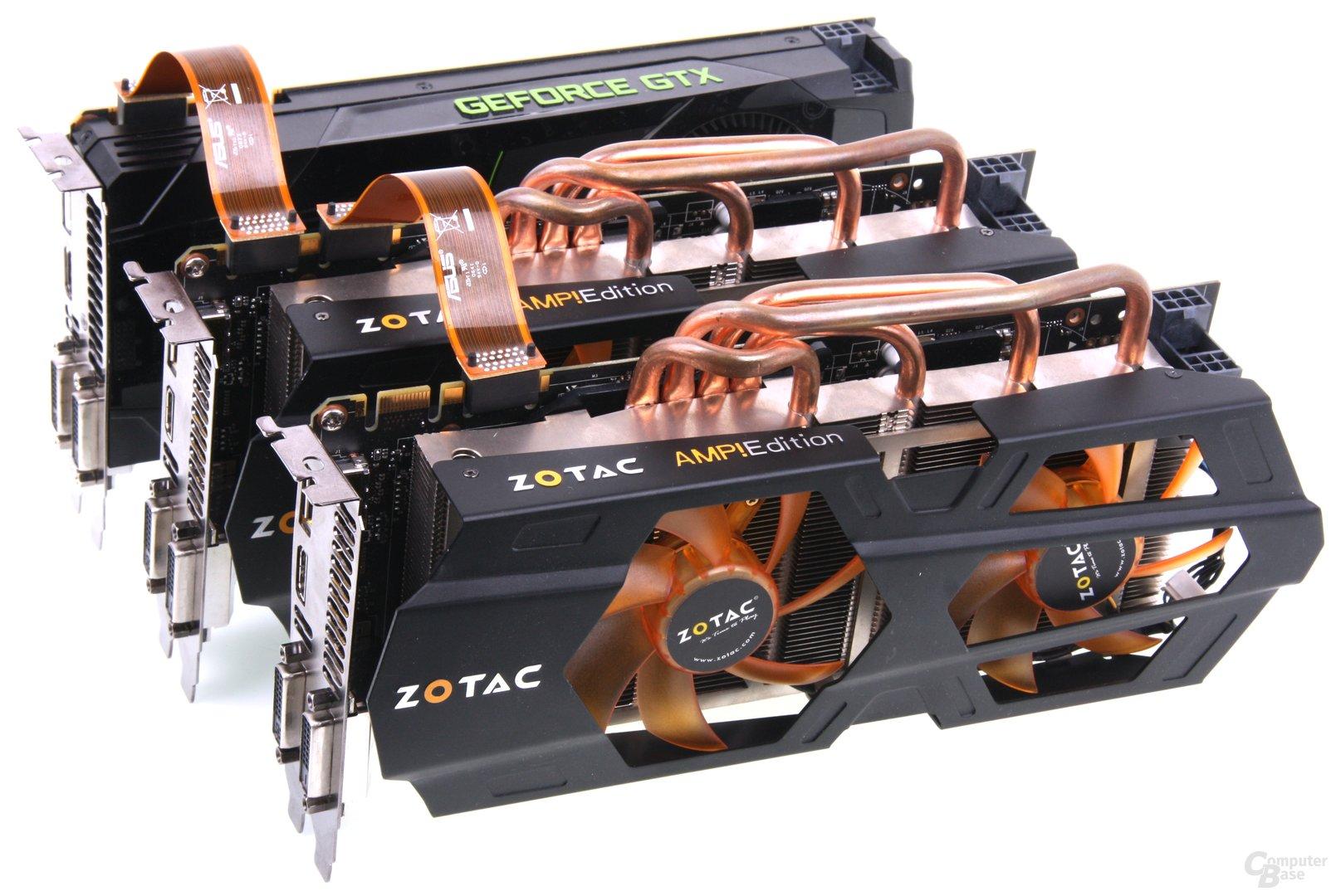 3 x GTX 680