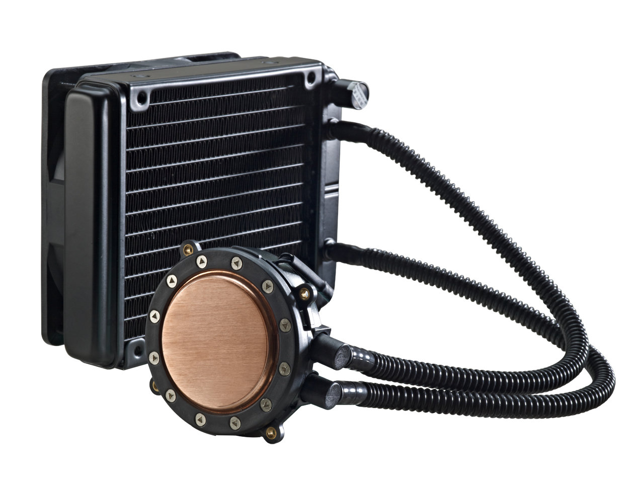 Coolermaster Seidon 120M Kühlfläche