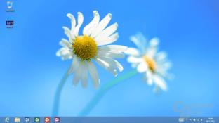 Klassischer Desktop unter Windows RT