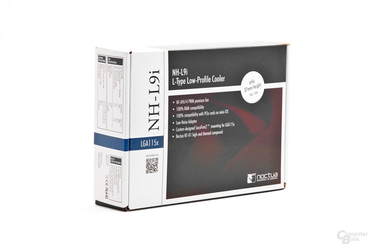 Noctua NH-L9i – Verpackung