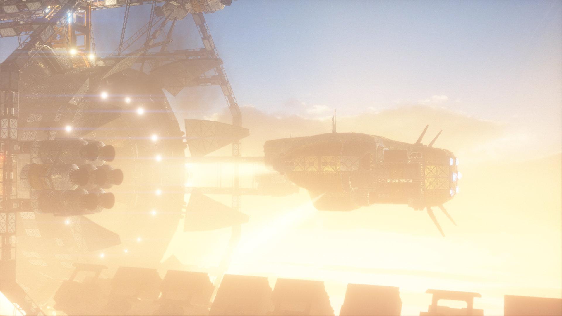 Cloud-Gate-Testabschnitt aus dem neuen 3DMark