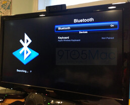 Bluetooth-Einstellungen bei Apple TV