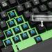 Razer BlackWidow Ultimate 2013 im Test: Grünes Licht für blaue Schalter