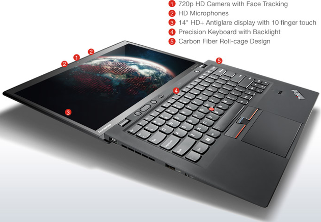 Lenovo ThinkPad X1 Carbon Touch