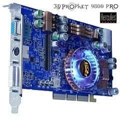 Hercules 3D Prophet 9800 Pro