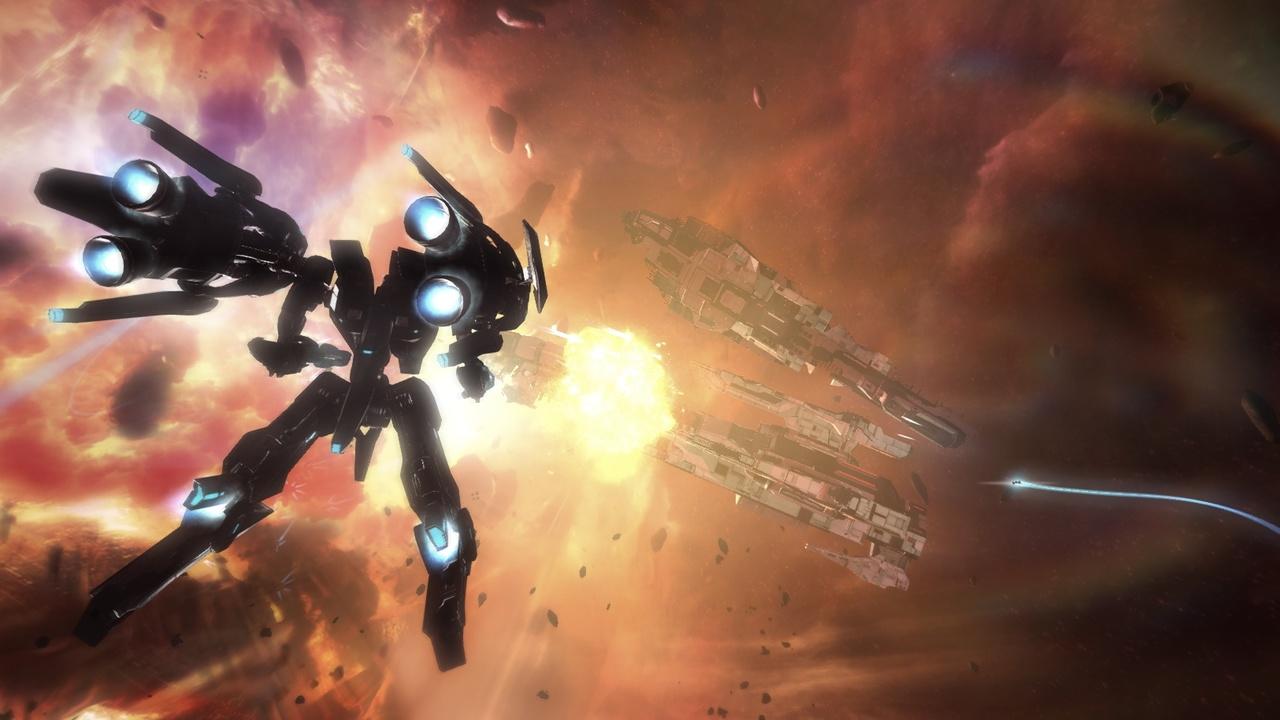 Strike Suit Zero Ersteindruck: Eindrücke aus der Beta der Kickstarter-Hoffnung