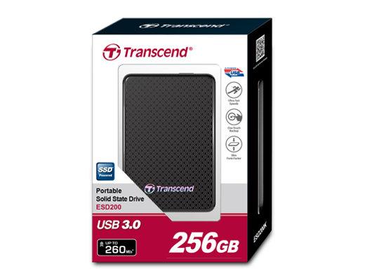 Transcend ESD 200