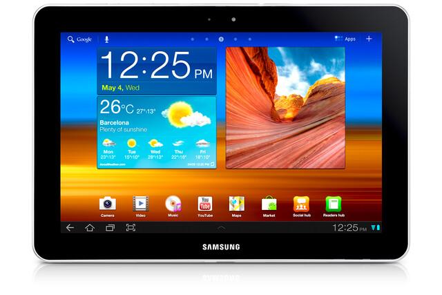 Samsung Galaxy Tab 10.1: Ein Opfer der Klagewut