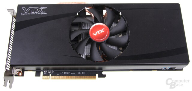 VTX3D Radeon HD 7870 Black Boost Edition