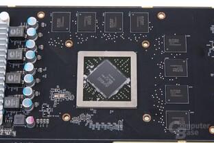 Radeon HD 7870 Black Boost Edition GPU und Speicher