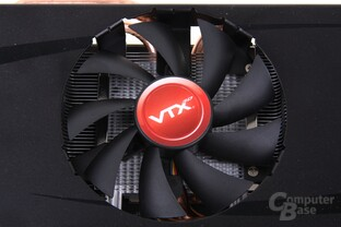Radeon HD 7870 Black Boost Edition Lüfter