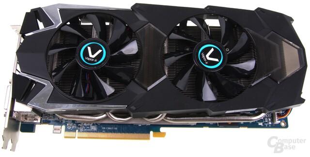 Sapphire Radeon HD 7970 GHz Edition Vapor-X