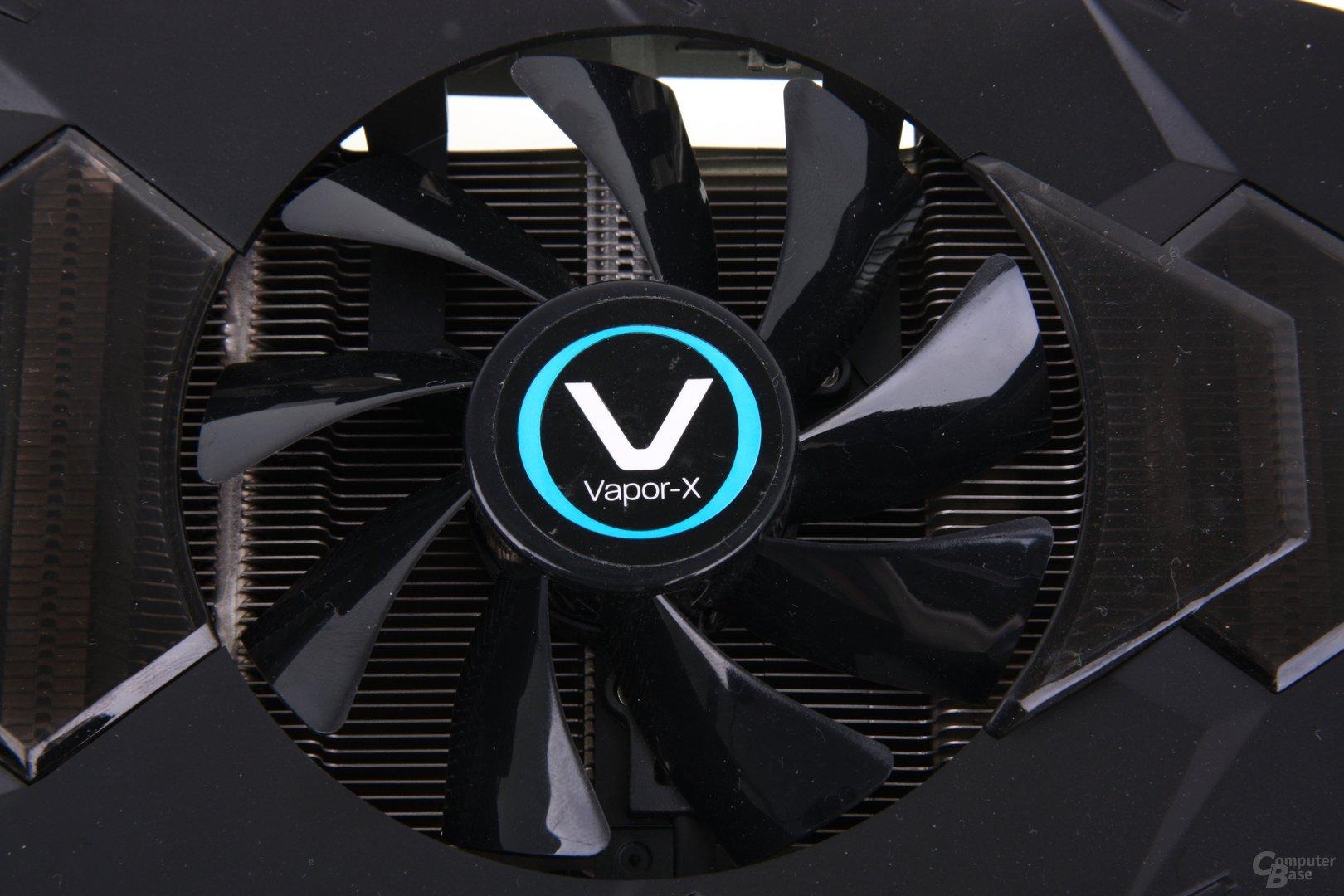 Radeon HD 7970 GHz Edition Vapor-X Lüfter