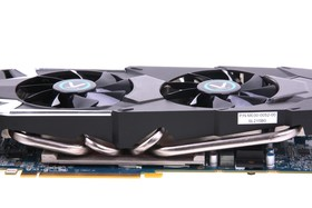 Radeon HD 7970 GHz Edition Vapor-X Heatpipes