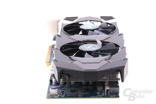 Radeon HD 7970 GHz Edition Vapor-X von hinten