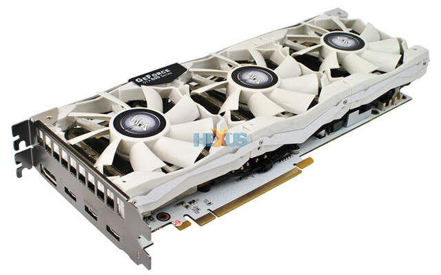 KFA² GeForce GTX 680 LTD OC V4
