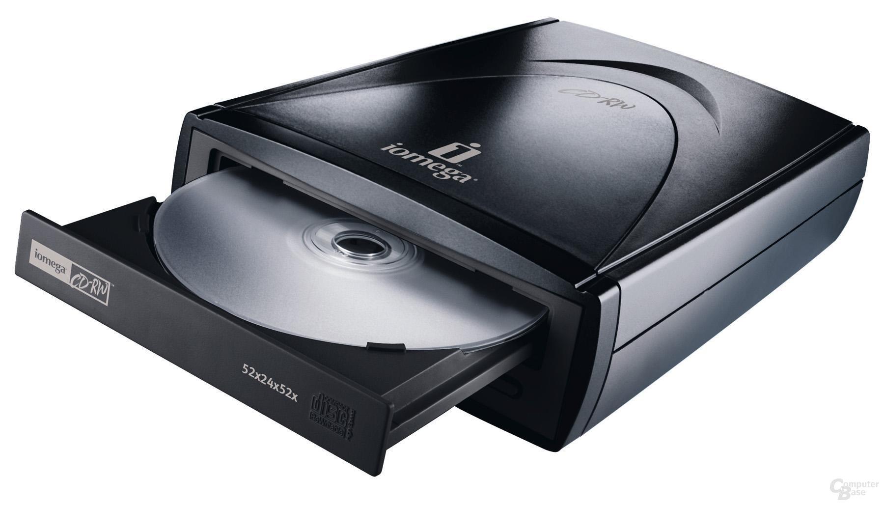 Iomega CD-RW 52x24x52 USB 2.0
