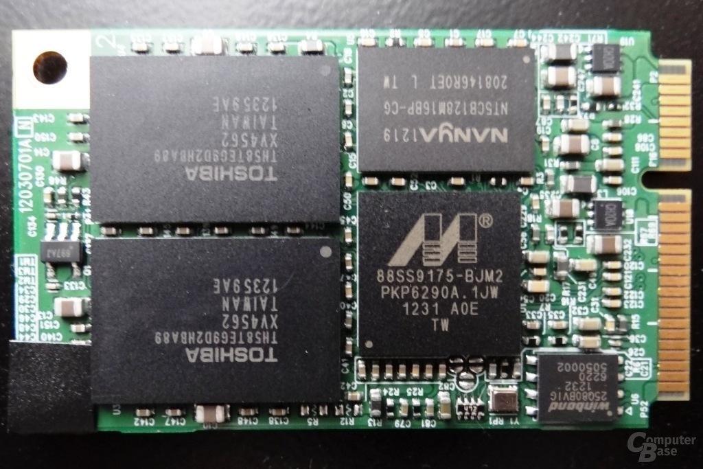 Lite-On CMT-256L3M: Vorderseite