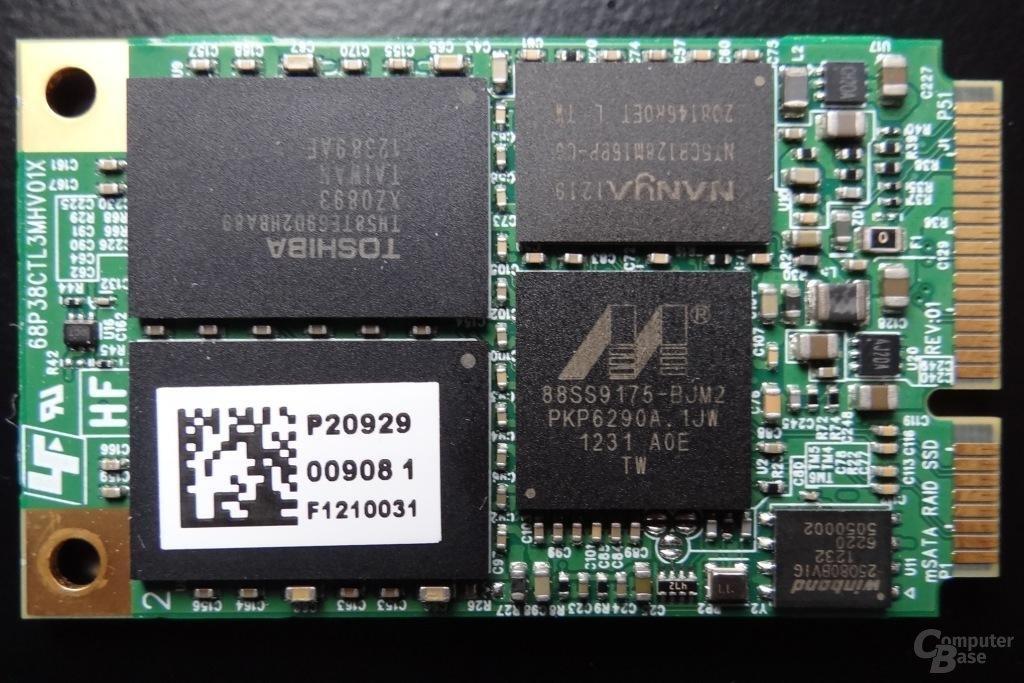 Lite-On CMT-256L3M: Rückseite
