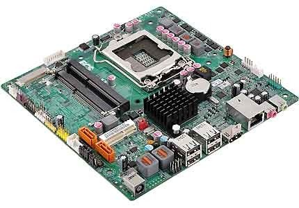 Thin-Mini-ITX-Platinen von ECS