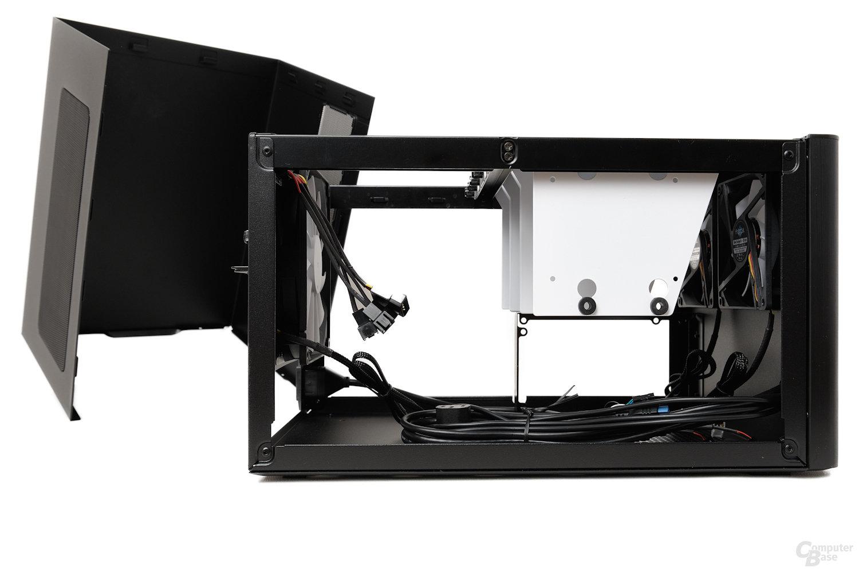 Fractal Design Node 304 – Innenraum