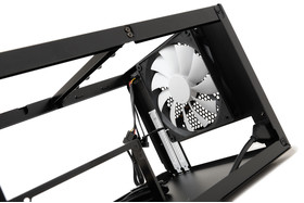 Fractal Design Node 304 – Hecklüfter 140 mm
