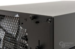 Fractal Design Node 304 – 3-Kanal-Lüftersteuerung