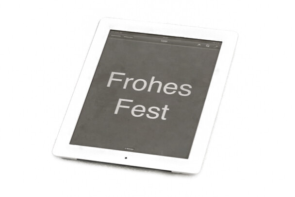 Frohes Fest 2012!
